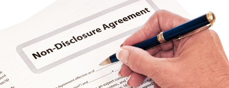 non-disclosure agreements