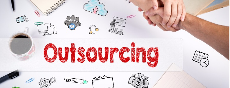 outsourced contracts