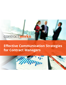 Effective Communication Strategies for Contract Managers
