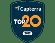 capterra-top20-2019-badge-color
