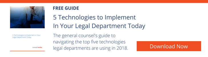 Ebook for legal counsel